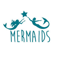 Logo for Mermaids organisation